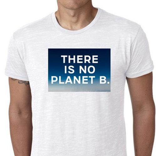 not planet B tee shirt