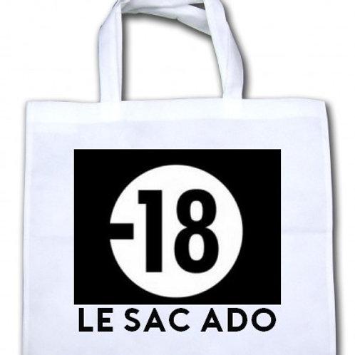 SAC ...ADO  -18 ou - de 16 ans