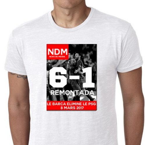 NDM NEWS DE MERDE PSG REMONTADA