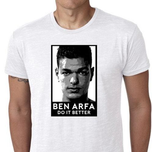 BEN ARFA  TEE SHIRT DO IT BETTER