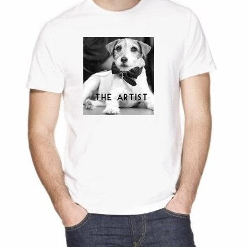 THE ARTIST DOG