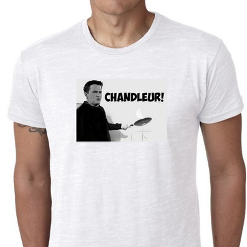chandler tee shirt chandleur