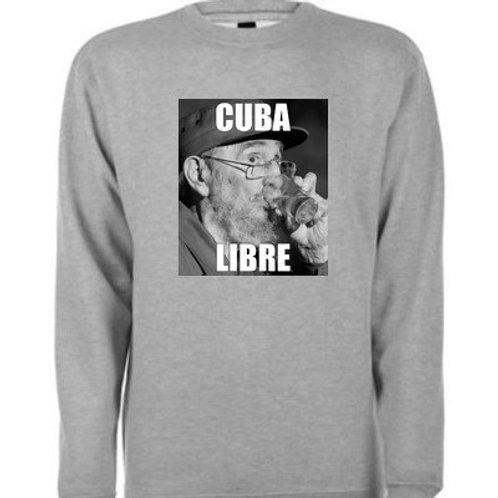 CUA LIBRE SWEAT CASTR