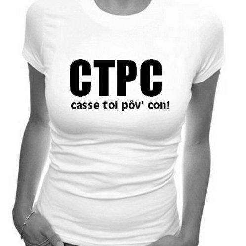 CTPC  CASSE TOI POV CON