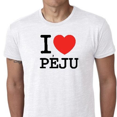 I LOVE PEJU