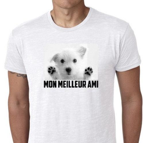 MON MEILLEUR AMI  PERSONNALISABLE