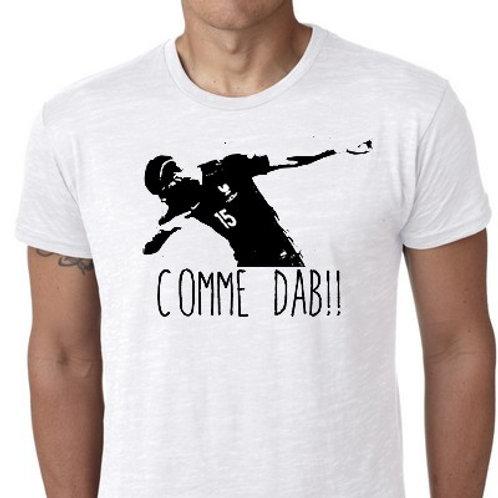 comme dab tee shirt pogba