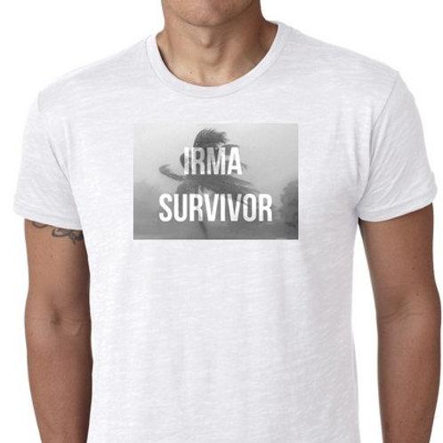 SURVIVOR IRMA TSHIRT