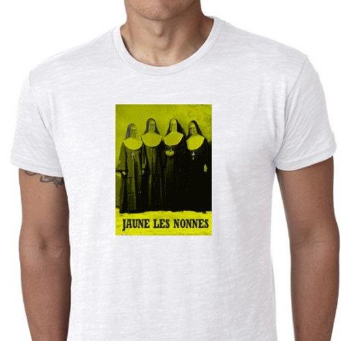 JAUNE LES NONNES