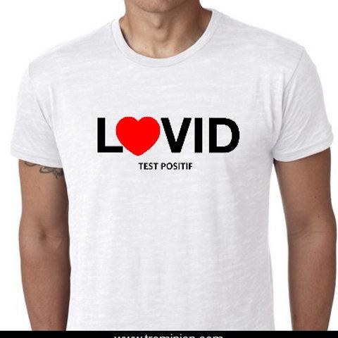 LOVID TEST POSITIF