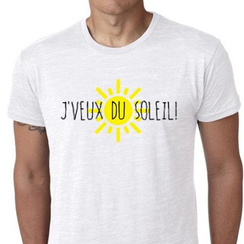 J'VEUX DU SOLEIL