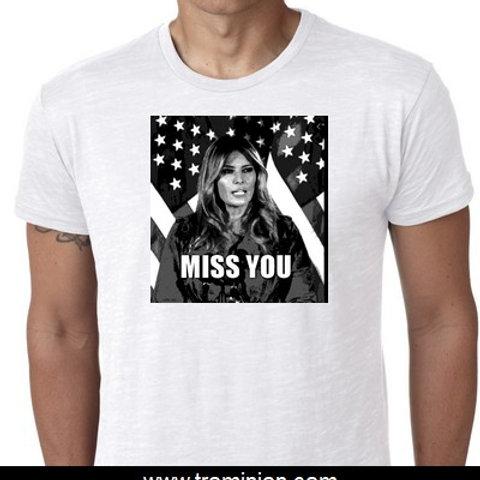miss you ivana trump tee shirt