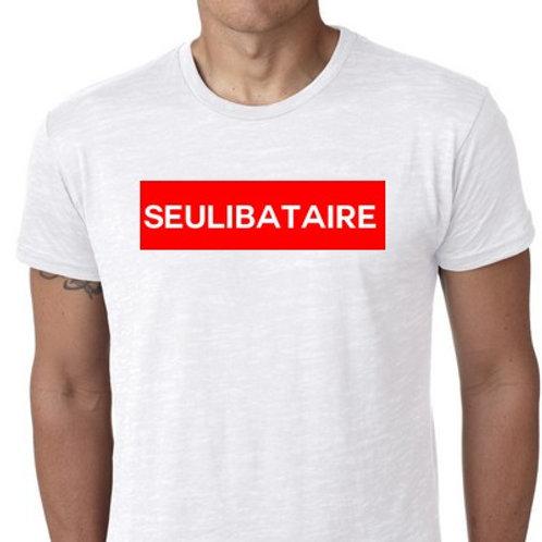 SEULIBATAIRE TEE SHIRT
