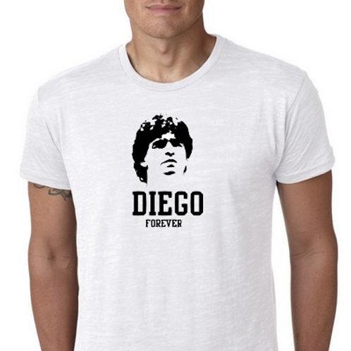 diego maradona forever tee shirt