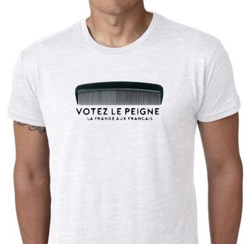 votez le peigne