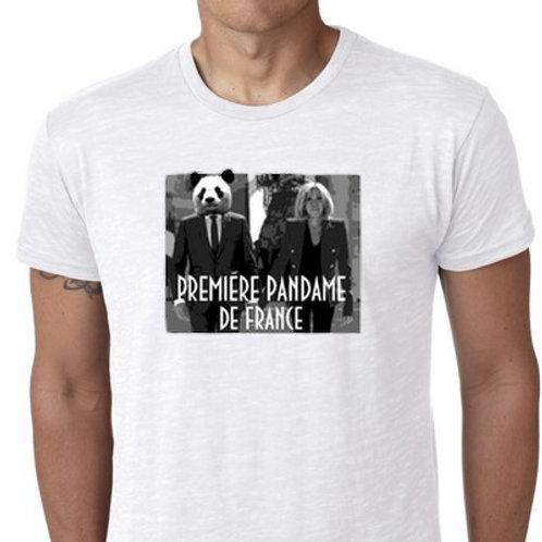 PREMIERE PANDAME DE FRANCE BRIGITTE MACRON