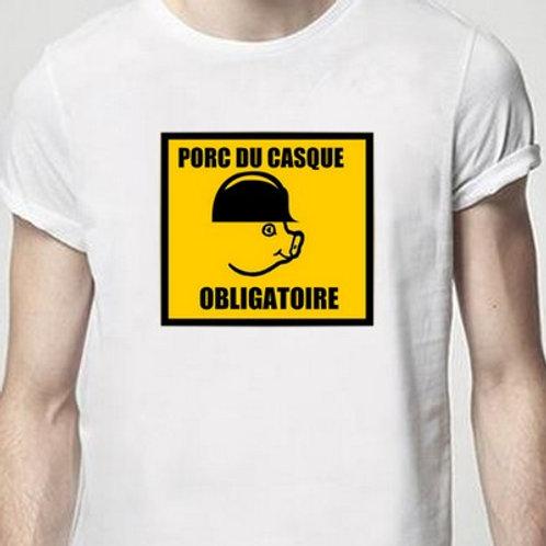 PORC DU CASQUE