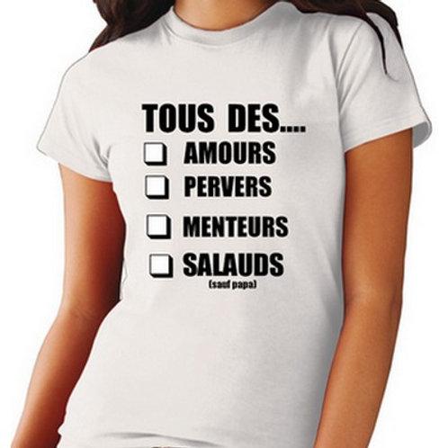 TOUS DES  ou TOUTES DES....