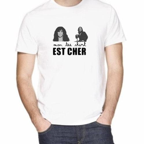 MON TEE SHIRT EST CHER