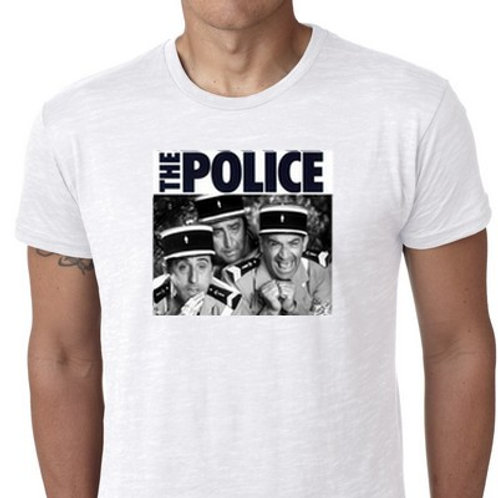 THE POLICE..FRENCH