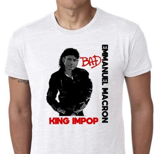 MACRON KING IMPOP