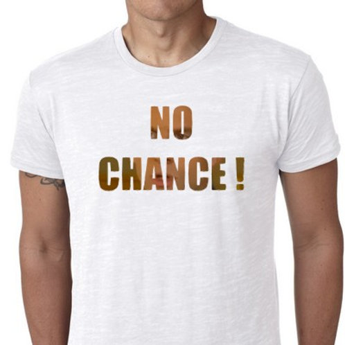 MACRON NO CHANCE TEE SHIRT