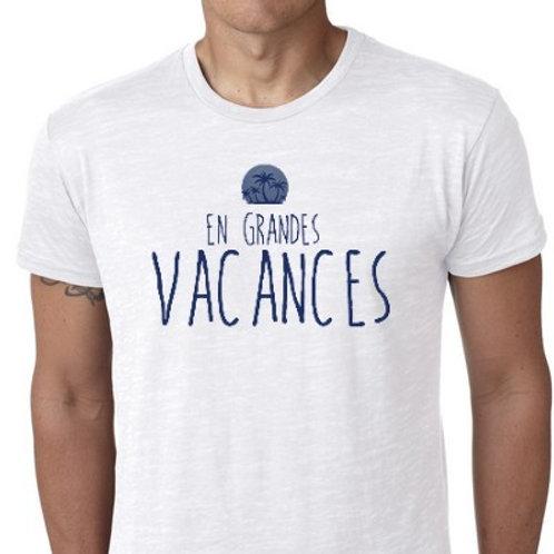 EN GRANDES VACANCES TEE SHIRT