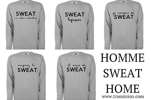SWEAT JEUX DE MOTS SWEAT
