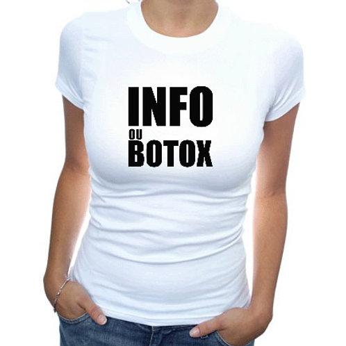 INFO ou BOTOX