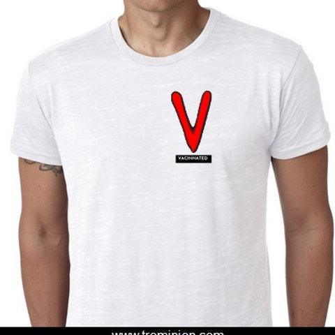 tee shirt vacciné