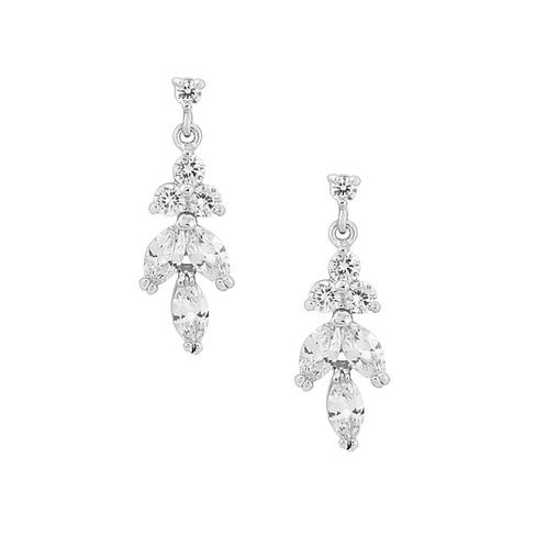 Bridal Earrings - CZER441/1783