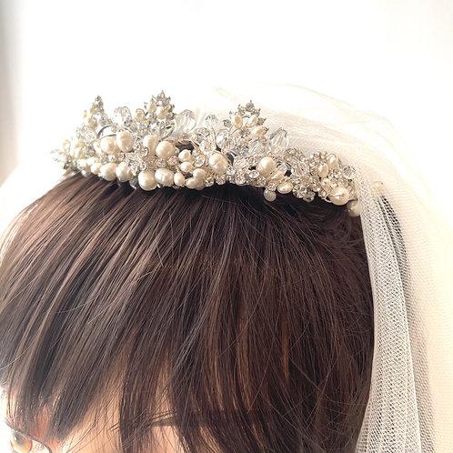 Bridal Tiara - WIST116