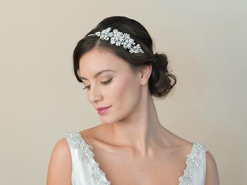 Sideband Bridal Tiara IVSD196