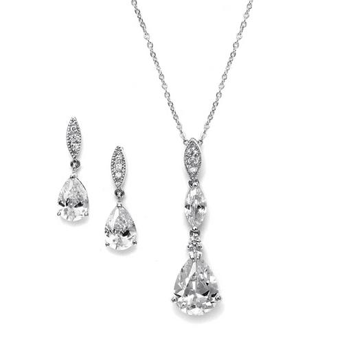 Bridal Jewellery Set SJSS124