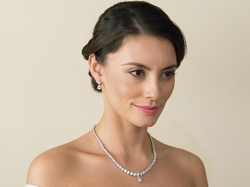 Bridal Jewellery Set IVSS104IMP