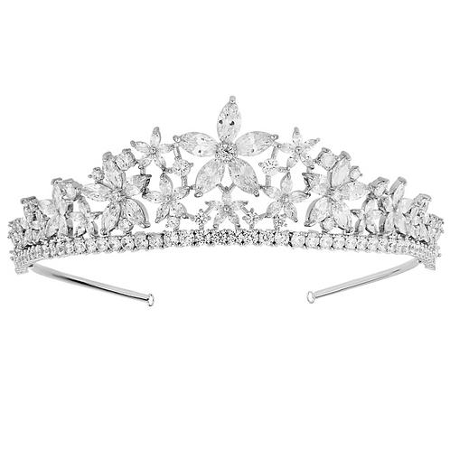 Bridal Tiara AHB-14/1637