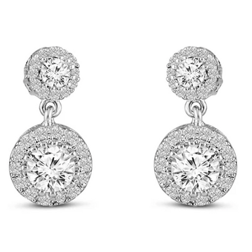 Bridal Earrings SJER123