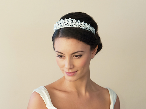 Bridal Tiara IVSTALEX
