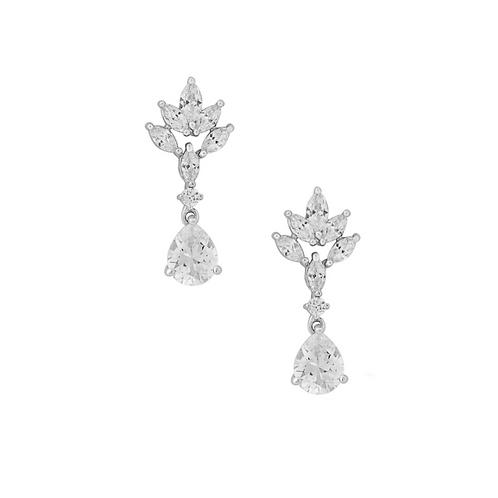 Bridal Earrings - CZER370/4067