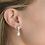 Thumbnail: Bridal Earrings SJSER135