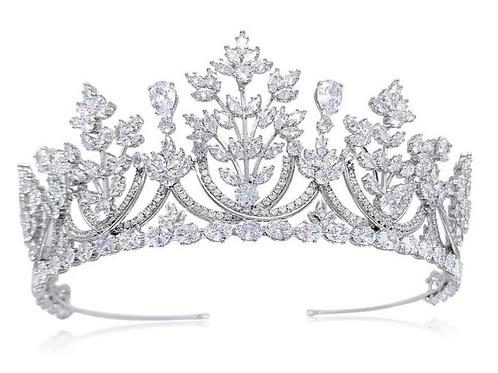 Bridal Tiara SJST141