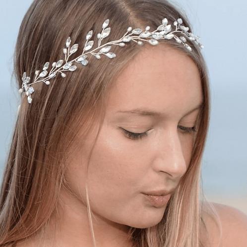 Bridal Hair Vine SJSHV137