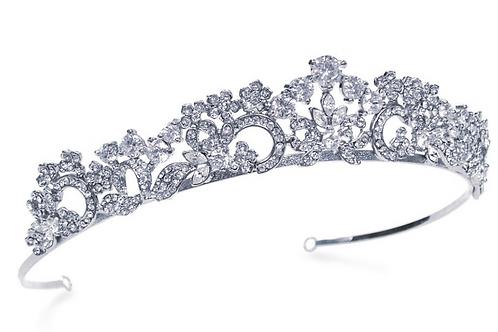 Bridal Tiara IVST171