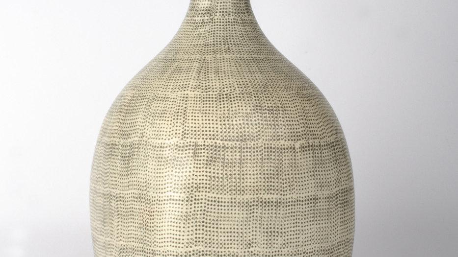 Buncheong Bottle Long Neck