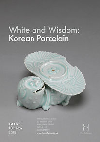 White and Wisdom- Korean Porcelain _2018