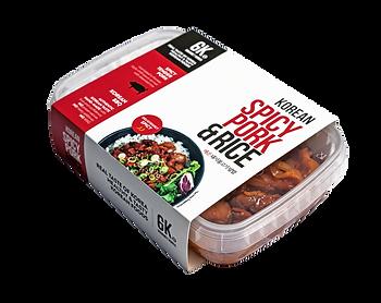 Spicy Pork & Rice