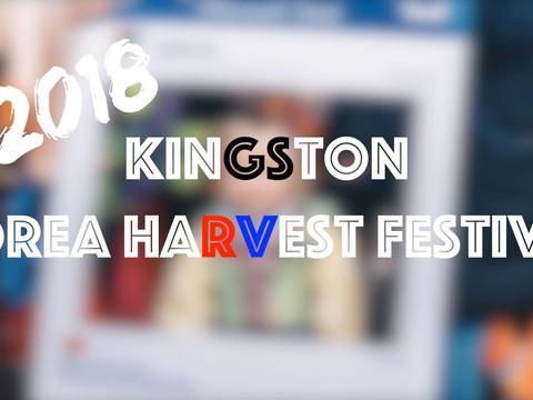 Kingston Korea Harvest Festival