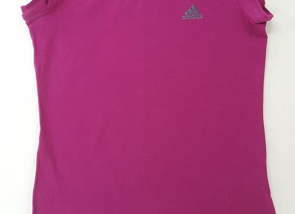 @ ADIDAS Pink T Shirt Size 10