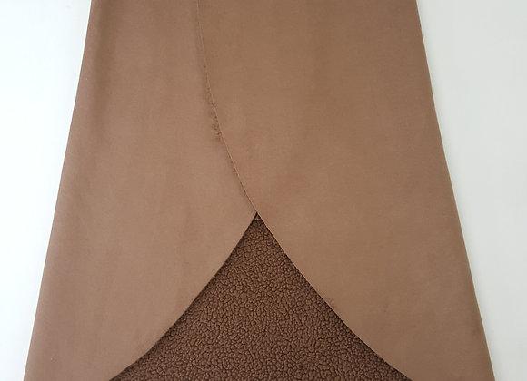 # APRICOT  Beige Sleeveless Jacket/Shrug One Size
