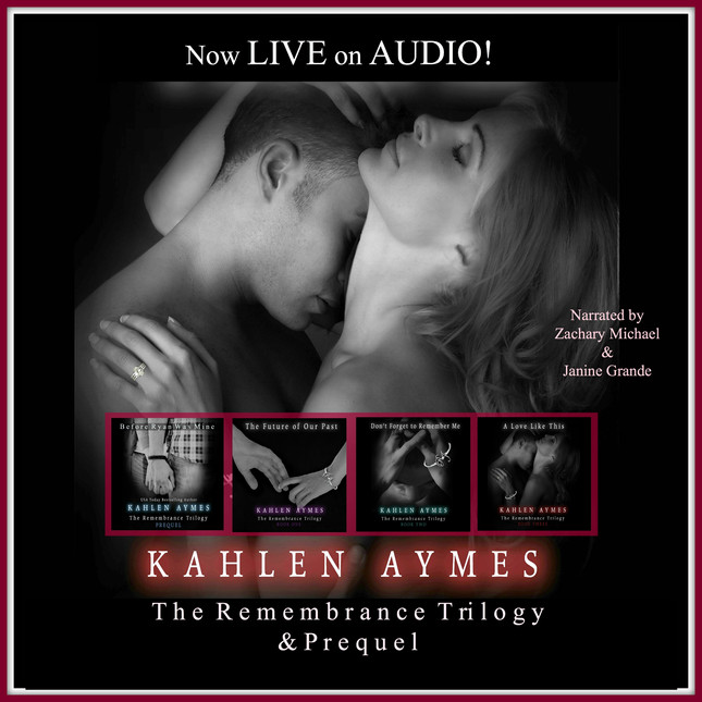Now LIVE ON AUDIO! Like listening to a MOVIE!!
